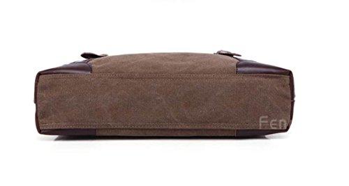 Männer Segeltuch-Beutel-Geschäfts-Freizeit-Spielraum-große Beutel-Hand-einzelne Beutel-Diagonalpaket A