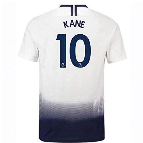 2018-2019 Tottenham Home Nike Football Soccer T-Shirt Camiseta (Harry Kane 10) - Kids