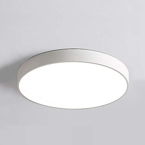 LRXHGOD 23 CM Ultra-Delgado LED Empotrado Luces de Techo Redondas Super Brillante...