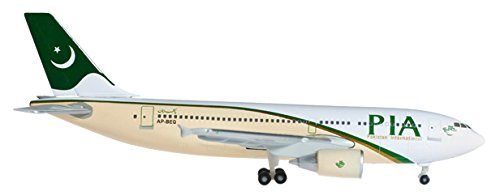 Herpa 526579 - PIA Pakistan International Airbus A310-300
