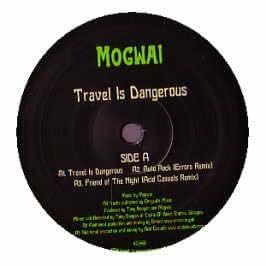 Travel Is Dangerous [VINYL]