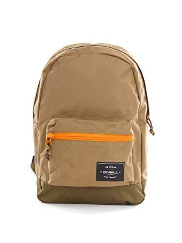 O´Neill Rucksack Backpack Ranzen Coastline braun Fach Zipper Basic 16L