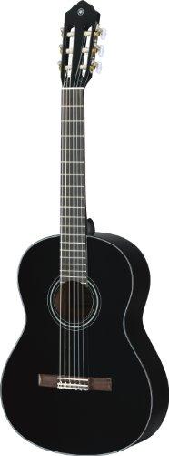 Yamaha CS40BL Akustik Konzertgitarre Schülermodell schwarz