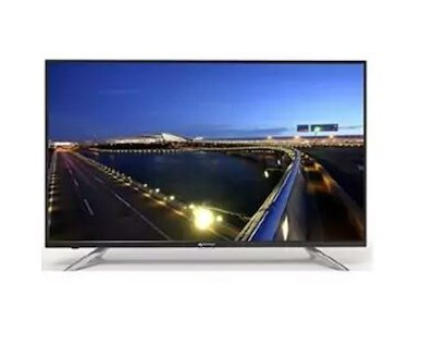 Micromax 98 cm (40 Inches) HD Ready LED TV 40Z1107 (Black)