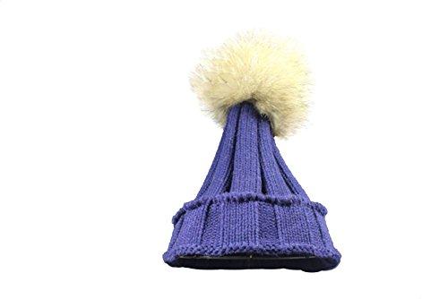 Casquette De Coiffure, Chapeau De Tricot, Chapeau De Dames, Casquette De Baseball, Chapeau De Couleur Unie, Chapeau blue