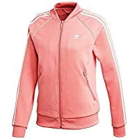 Adidas SST TT Chaqueta, Mujer, Rosa (rostac), 40