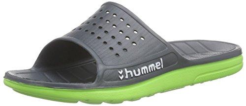hummel HUMMEL SPORT Unisex-Erwachsene Dusch- & Badeschuhe DARK SLATE