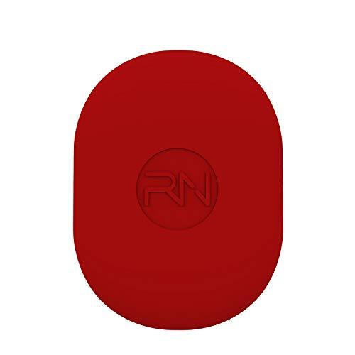 Revonext auricolari protezione per auricolari, auricolari in silicone Squeeze sacchetto per cuffie Bluetooth, molto morbido auricolare Storage Bag