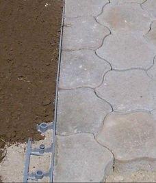 1m Pflasterkante - Rasenkante - Rasenboard - Baumring ohne Nägel