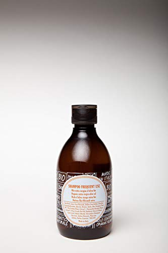 ricaricando BIO Olivgrünes Shampoo - 300 ml
