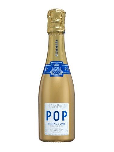 Champagne Pommery Gold Pop Vintage Piccolo (1 x 0.2 l)