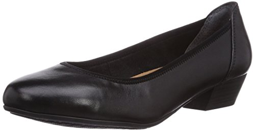 Jana 22202 Damen Pumps Schwarz (Black)