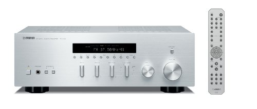 Yamaha R-S300 Amplificateur tuner stéréo Tuner AM/FM 2x50 W Argent