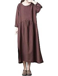 Sommer langes Kleid Strand Kleid Gesmokt Schulter frei Carmen Gr.36 weiß