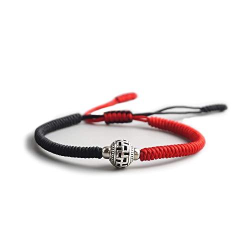 último clasificado diseño unico precio de descuento ▷ Pulsera Budista Roja en Venta on-line - Esto es Wampoon ...