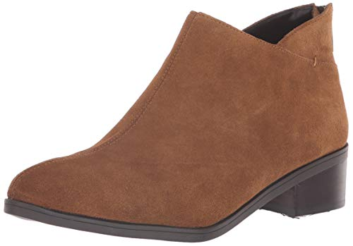 Bella Vita - Haven Damen, Braun (Cognac Suede Leather), 39.5 EU W -