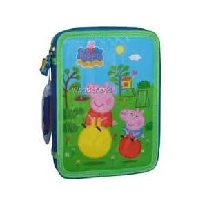 Escuela caso Peppa Pig y George 3 ZIP