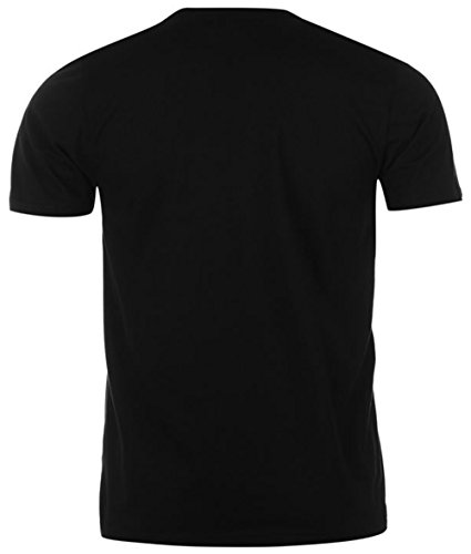 Pierre Cardin Herren T-Shirt Mehrfarbig Mehrfarbig Mehrfarbig - Schwarz