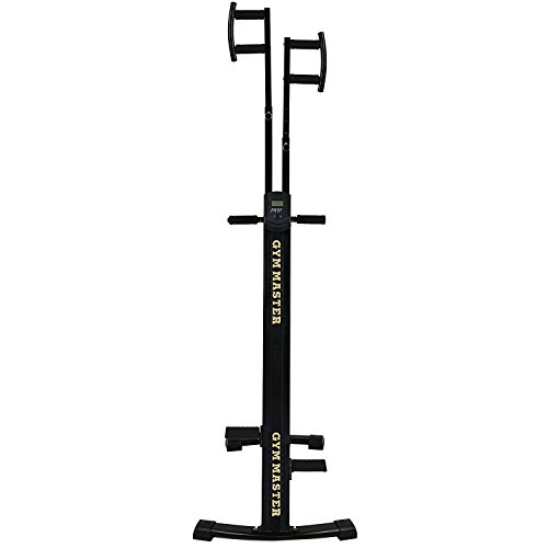 GYM-MASTER-Heavy-Duty-Vertical-Climber-Machine-With-Strong-Metal-Pedals-Parts-With-Monitor