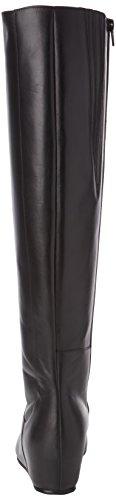 Högl Damen Wedge Langschaft Stiefel Black (0100 Black)