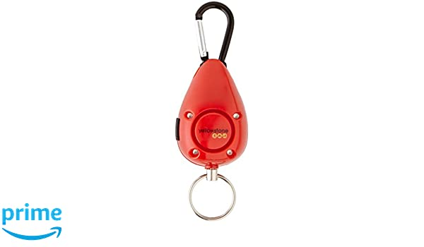 Yellowstone Emergency Backpack Distress Signal Red