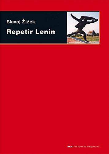 Repetir Lenin (Cuestiones de antagonismo)