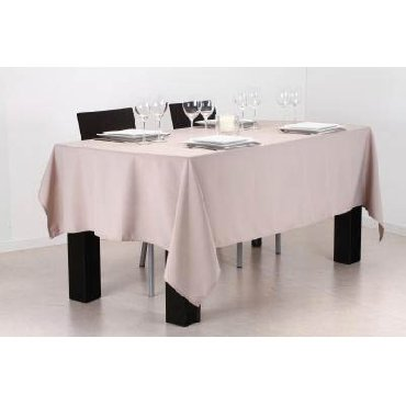 Nappe anti-tache waterproof lin 140X240 cm