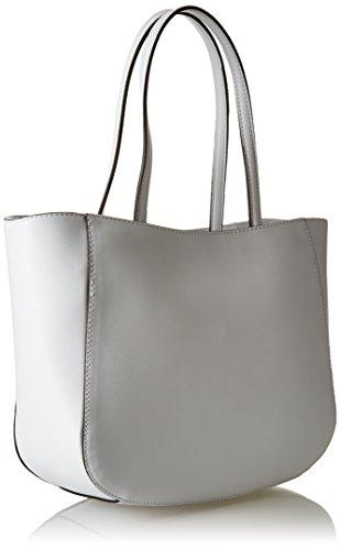 Guess Ray, sac bandoulière Bianco