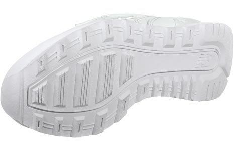 New Balance Wr996 Heritage Femmes Baskets Blanc