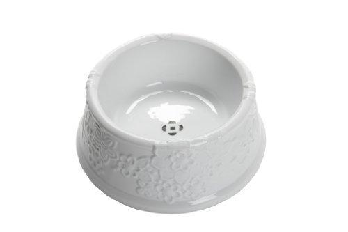 oscar-de-la-renta-white-ceramic-pet-dish-neiman-marcus-target-by-oscar-de-la-renta