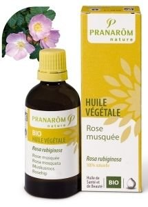 Pranarom - Aceite Rosa Mosqueta Vegetal Pranarom 50 ml - D49003