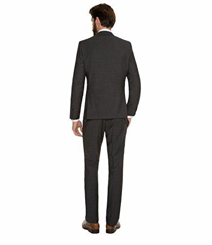 Michaelax-Fashion-Trade - Pantalon de costume - Uni - Homme Gris - Anthrazit