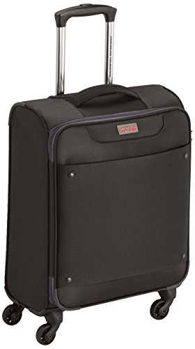 American Tourister Koffer, 55 cm, 37 Liters, Black/Graphite