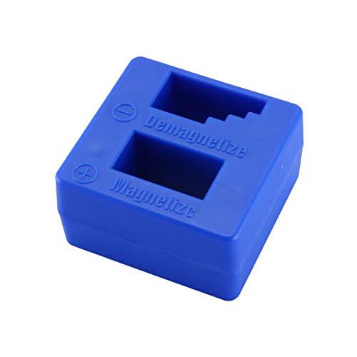 LouiseEvel215 Magnetisierer Entmagnetisieren Allgemeines Werkzeug Schraubendreher Magnetaufnahmewerkzeug Schraubendreher Schnell Magnetschraubendreher-Werkzeug hinzufügen