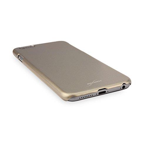 BoxWave Coque pour iPhone 6Plus BoxWave Minimus Apple iPhone 6Plus Coque-Coupe slim de protection Apple iPhone 6Plus Coque en polycarbonate pour une protection antidérapante durable