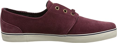 C1RCA Crip, Sneakers basses mixte adulte Rosso (Rosso)
