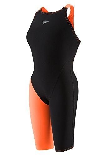 Speedo LZR Racer Pro Recordbreaker Kneeskin Schwimmanzug für Beine mit Comfort Strap -