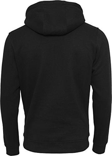 Wu Wear Herren Logo Hoody Hoodie black