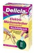 Delicia Nachfüllpack für Elektro-Mückenstecker
