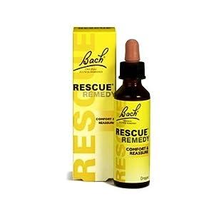 BACH ORIGINAL Rescue Tropfen, alkoholhaltig, 20 ml