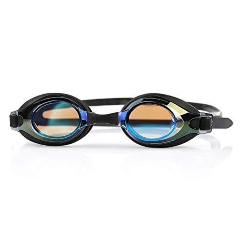 XH Shop Kinderschutzbrille HD flach Wasserdichte, beschlagfreie und UV-Schutzbrille (Color : B)