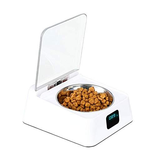 Smart Automatische Pet Food Dispenser Mit Infrarot-Induktion, Entwickelt Für Hunde Und Katzen,automatische Haustier-Schüssel, Hund Katze Feeder-Infrarot-Sensor Betrieben,Lebensmittel-Dispenser -