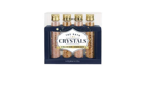 Sali Da Bagno Sephora : Sephora collection the bath crystals set di sali da bagno