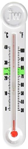 JW Pet Company Smarttemp Thermometer Aquarium Accessory 1