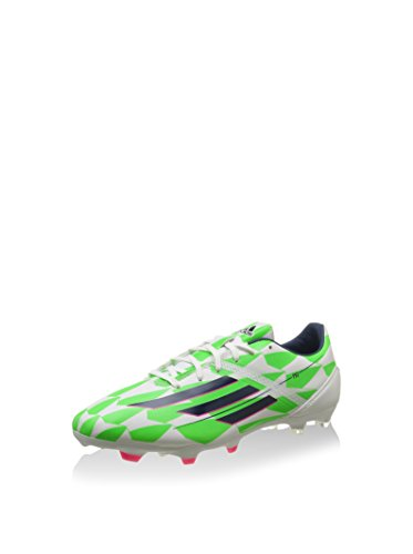 Adidas F10 Fg M17606, Football Homme blue