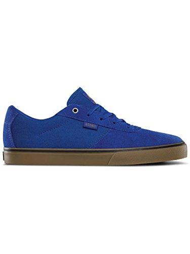 Etnies Scam Vulc, Chaussures de Skateboard Homme blue