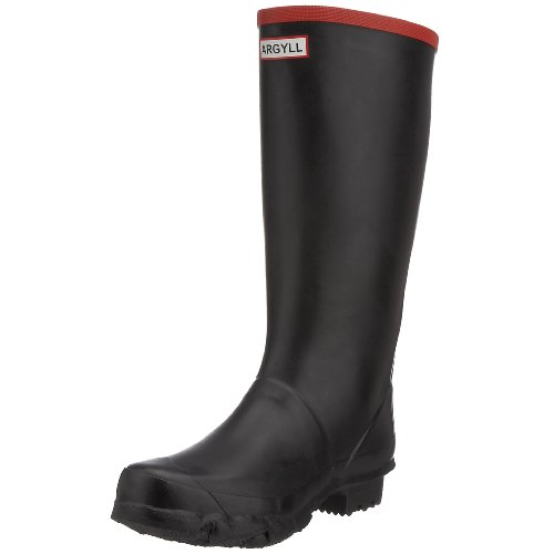 Hunter Men's Argyll Full Knee Wellies Black W23107 9 UK