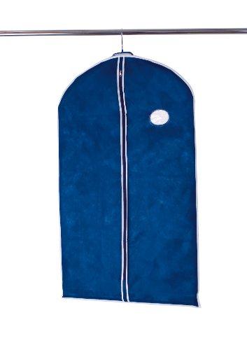 WENKO 3792630100 Kleidersack Air, 100 % Polypropylen, Blau