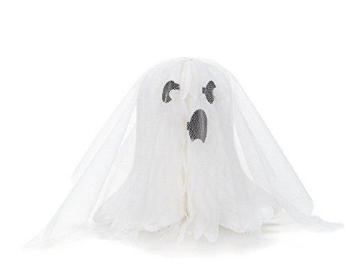 Halloween Für Klassenzimmer Dekorationen (Honeycomb Ghost Halloween Dekorationen, sortiert,)