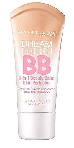 Gemey Maybelline Dream Fresh - BB Cream, tono medio, 30 ml